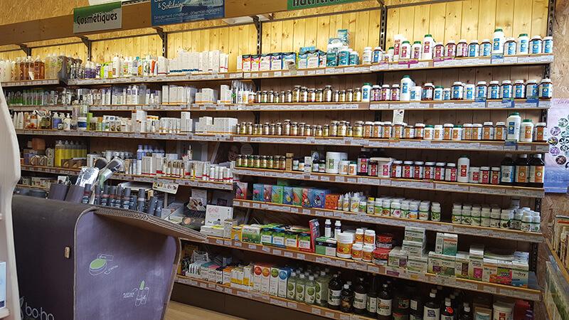 Breiz Nature - rayon des compléments nutritionnels natalinaturebio.fr