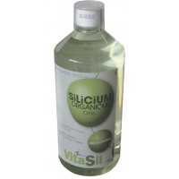 Silicium à boire en bouteille de 1 litre chez terre-naturebio.fr